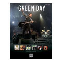 Image for Green Day: Sheet Music Anthology (Easy Piano) from SamAsh