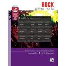 Alfred Rock Philharmonic -Viola-Book & CD