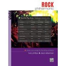 Alfred Rock Philharmonic -Viola -Book
