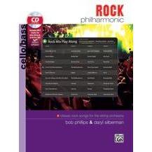 Alfred Rock Philharmonic -Cello/Bass-Book & CD