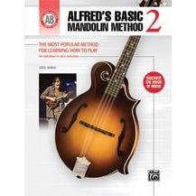 Image for Alfred's Basic Mandolin Method 2 from SamAsh