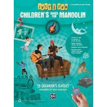 Image for Just for Fun: Children's Songs for Mandolin from SamAsh