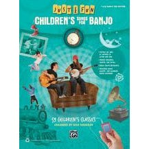 Image for Just for Fun: Children's Songs for Banjo from SamAsh