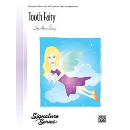 Alfred Tooth Fairy -Piano Sheet