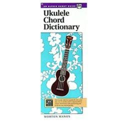 Image for Ukulele Chord Dictionary (Handy Guide)Book from SamAsh