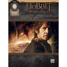 Hal Leonard The Hobbit:Trumpet -Level 2-3-Book & CD