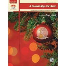 Image for A Classical-Style Christmas-Early Advanced from SamAsh