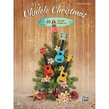 Image for It's a Ukulele Christmas-Ukulele TAB from SamAsh