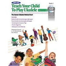 Image for Alfred's Teach Your Child to Play Ukulele