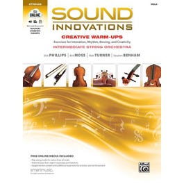 Alfred Sound Innovations for String Orchestra: Creative Warm-Ups