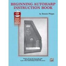 Image for Beginning Autoharp Instruction Book-Book & CD from SamAsh