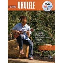 Alfred The Complete Ukulele Method: Beginning Ukulele