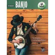 Image for The Complete 5-String Banjo Method: Intermediate Banjo -Book & Online Audio & Video from SamAsh