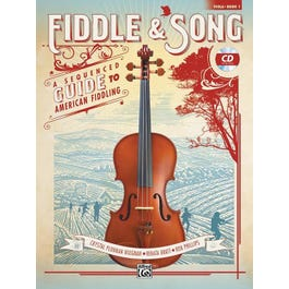 Fiddle & Song, Book 1 -Viola Book & CD