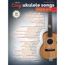 Alfred Alfred's Easy Ukulele Songs: Movie Hits-Easy Hits Ukulele