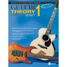 Alfred Belwin's 21st Century Guitar Theory 1 (2nd Edition)-Book