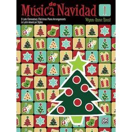 Alfred Música de Navidad, Book 1