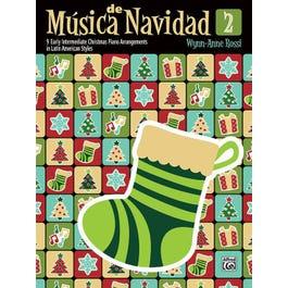 Alfred Música de Navidad, Book 2