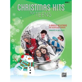 Alfred Christmas Hits for Teens, Book 2 -Piano Book