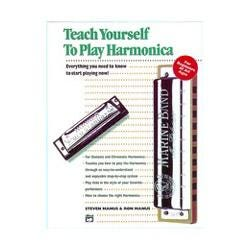 Image for Teach Yourself to Play Harmonica with Hohner Harmonica from SamAsh