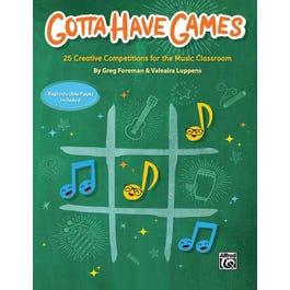 Alfred Gotta Have Games -Grade: 2--8
