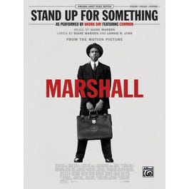 Alfred Stand Up for Something (from Marshall)