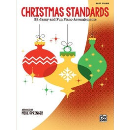 Alfred Christmas Standards-Piano Book