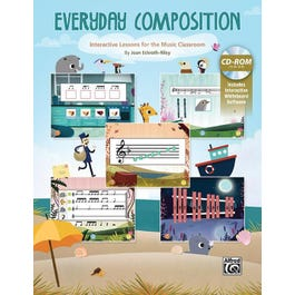 Alfred Everyday Composition -Book & Interactive Software