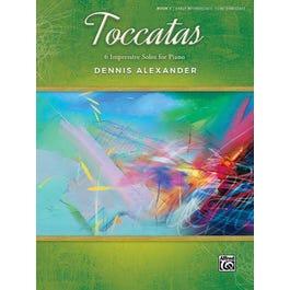 Alfred Toccatas, Book 1 -Piano Book