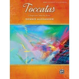 Alfred Toccatas, Book 2 -Piano Book