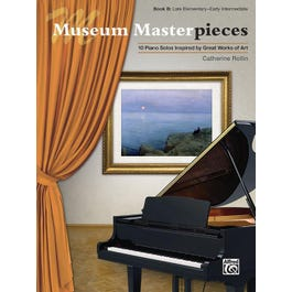 Alfred Museum Masterpieces, Book B-Piano Book