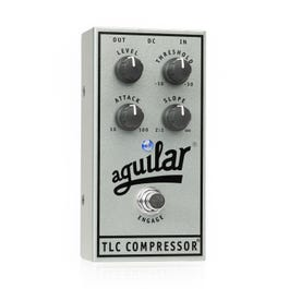 Image for TLC Compressor Bass Effect Pedal - 25th Anniversary Edition from SamAsh