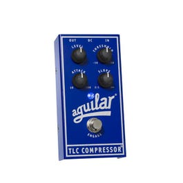 Image for TLC Compressor Bass Effects Pedal from SamAsh