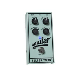 Image for Filter Twin Bass Effects Pedal from SamAsh