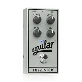 Image for Fuzzistor Bass Effect Pedal - 25th Anniversary Edition from SamAsh