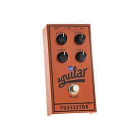 Image for Fuzzistor Bass Fuzz Pedal from SamAsh