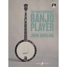 Image for The Contemporary Banjo Player -Book & CD from SamAsh