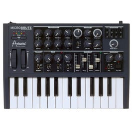 Image for MicroBrute Analog Synthesizer from SamAsh
