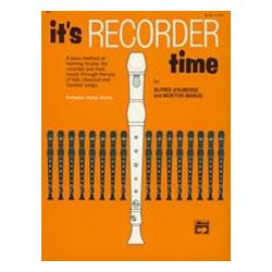 Image for It's Recorder Time from SamAsh