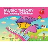 Alfred Music Theory for Young Children, Book 1 (2nd Edition)
