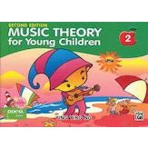 Alfred Music Theory for Young Children, Book 2 (2nd Edition)