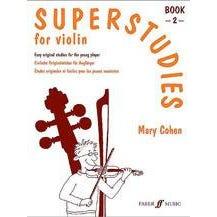 Alfred Superstudies for Violin, Book 2