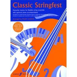 Image for Classic Stringfest (Score & CD) for String Ensemble from SamAsh