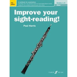 Alfred Improve Your Sight-Reading! Oboe, Grade 1-5 (New Edition)