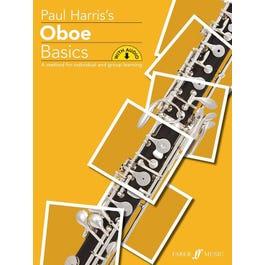 Alfred Oboe Basics-Oboe Book & Online Audio