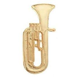 Aim Music Mini Pins-Baritone Horn Pin