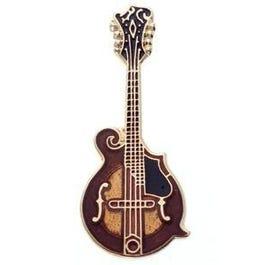 Aim Music Mini Pins-Mandolin Pin