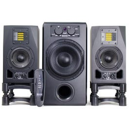 Image for A3X and Sub 7 Studio Monitor Bundle from SamAsh