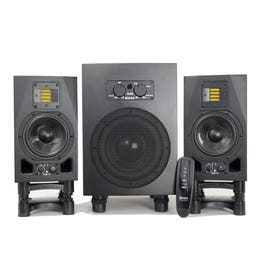 Adam A5X and Sub8 Studio Monitor Bundle