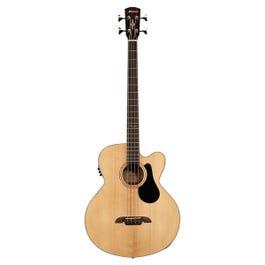 Alvarez AB60CE Artist 60 Series Acoustic-Electric Bass Guitar